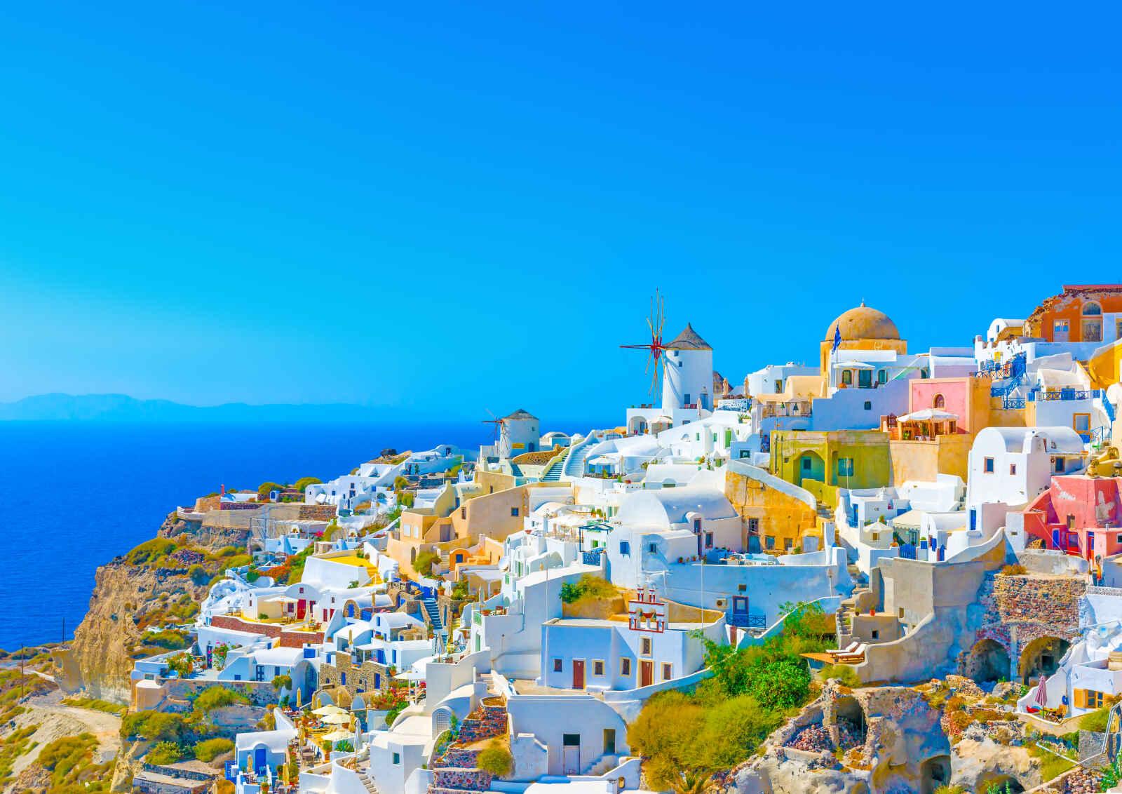 Grèce : Eclectique mer Egée