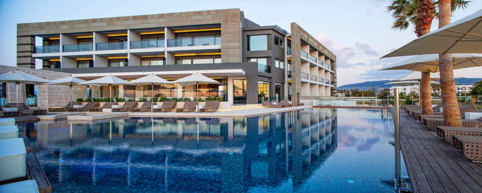 Grèce : Aqua Blu Boutique Hotel & Spa