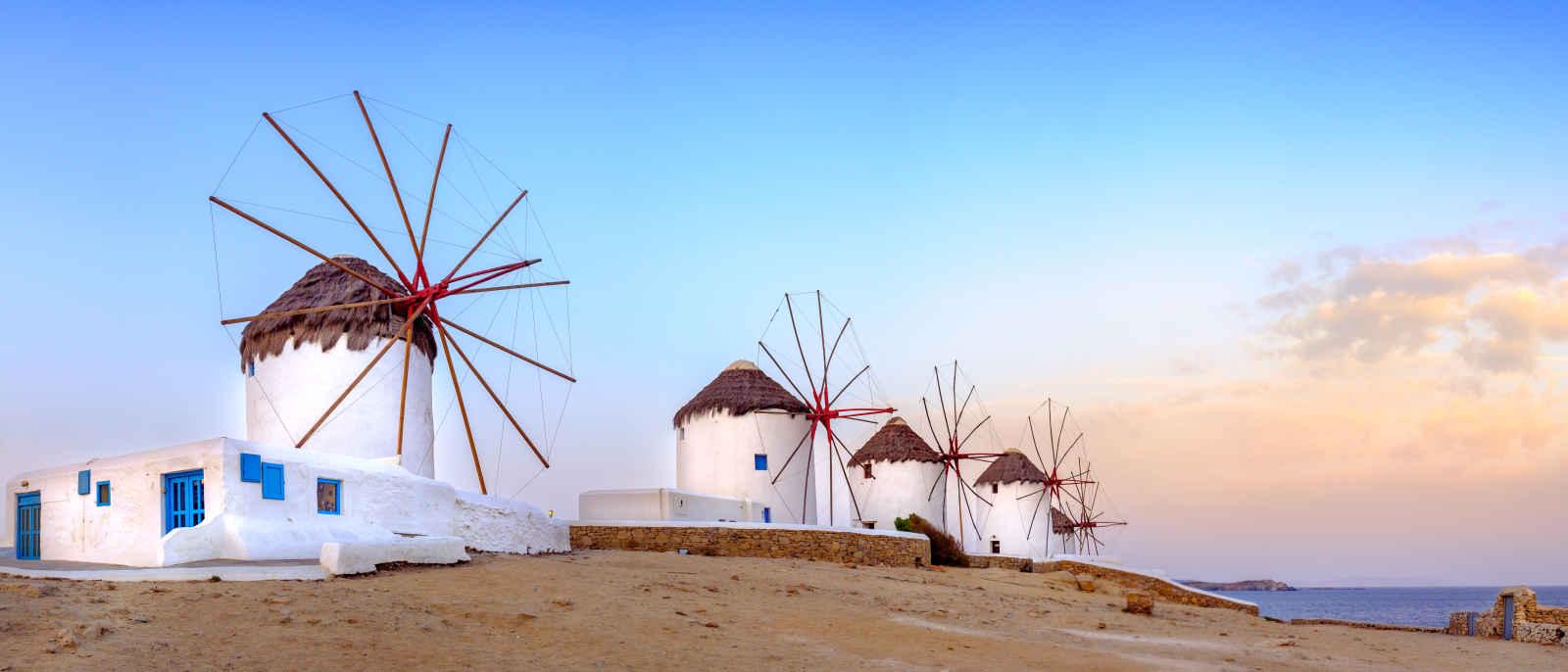 Grèce : Féeriques Cyclades