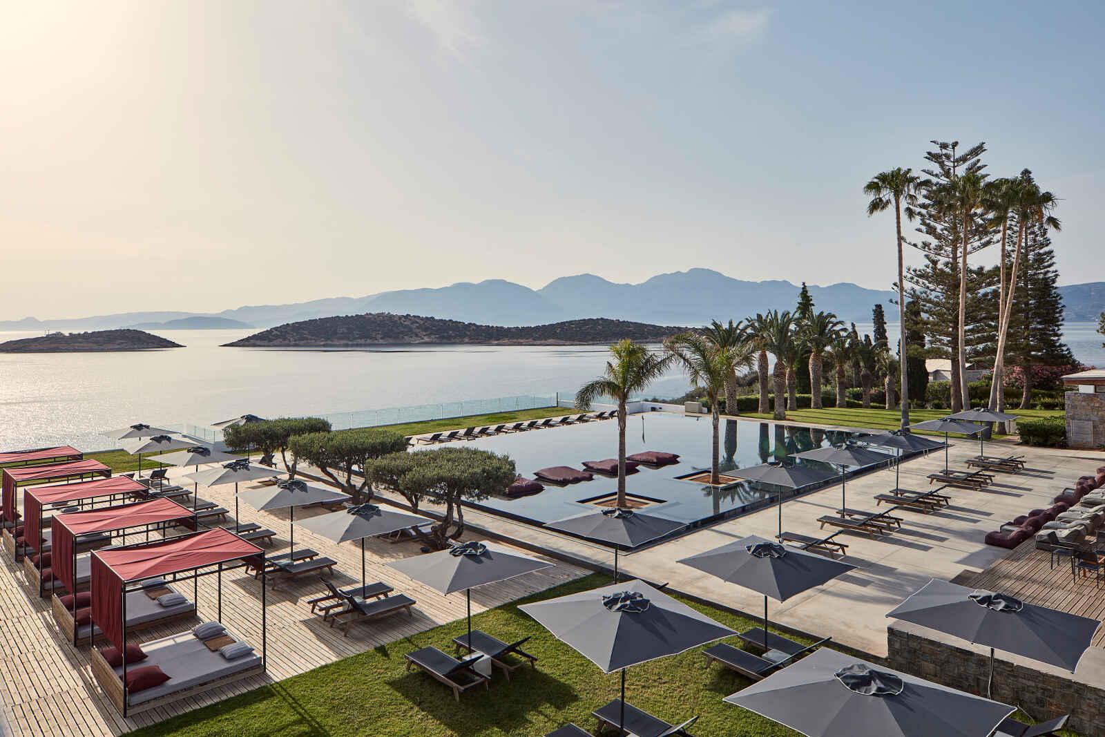 Crète : Minos Palace Hotel & Suites