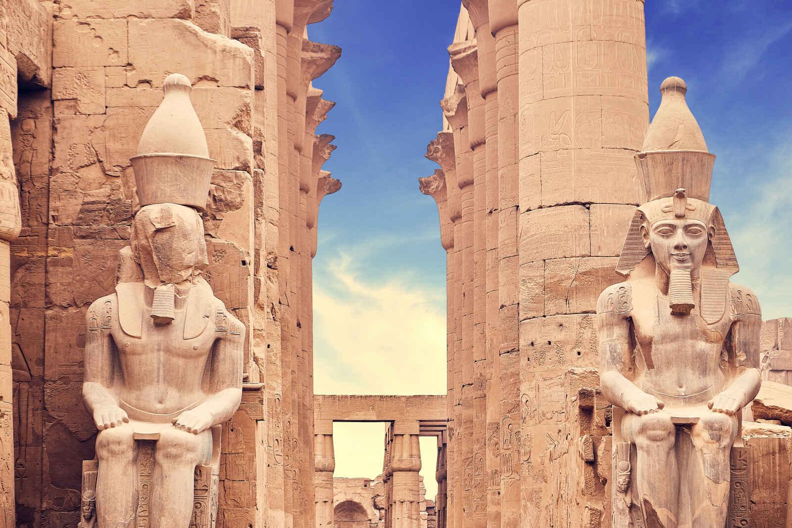 Égypte : Gloire des dieux