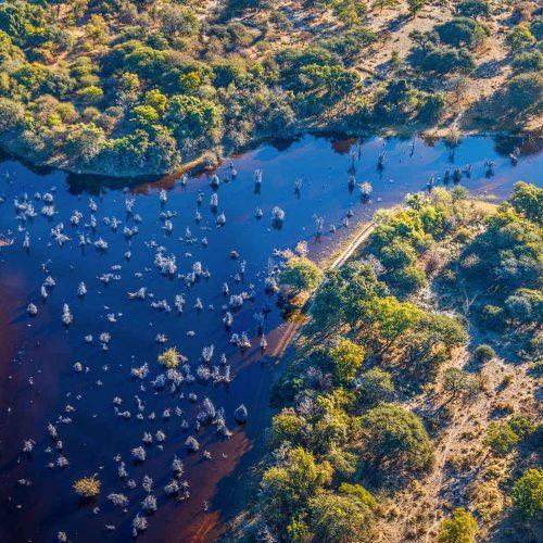 Voyage Okavango, Voyage Botswana