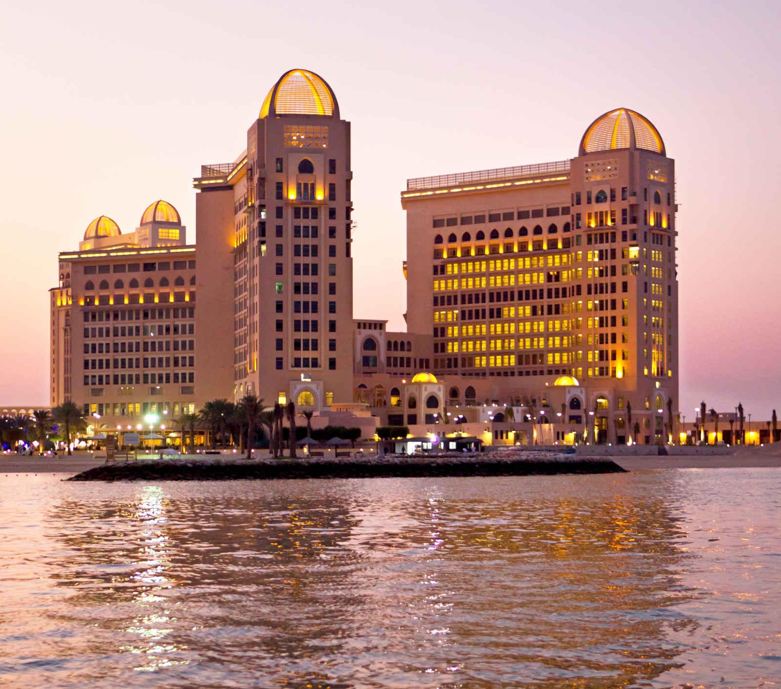 Qatar : The St. Regis Doha