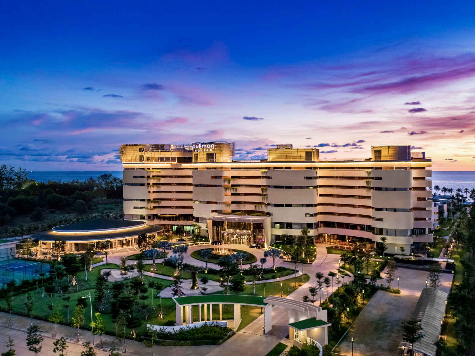 Vietnam : Pullman Phu Quoc Beach Resort