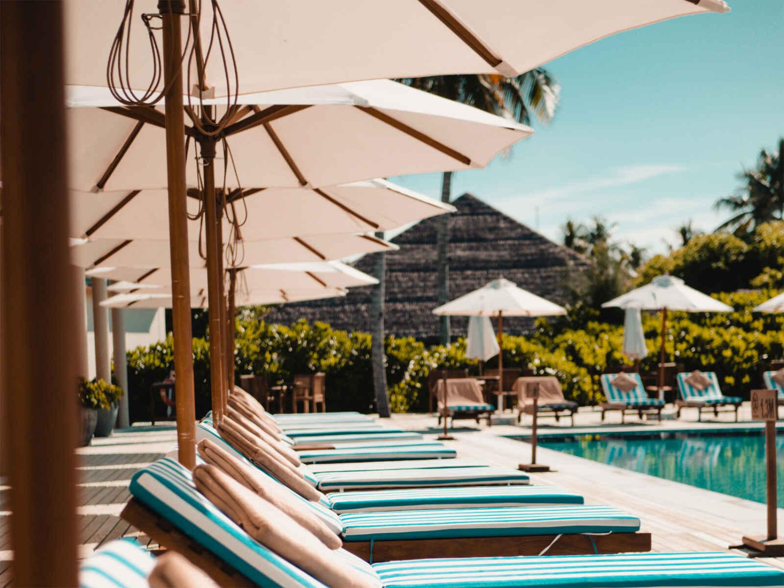 Maldives : Reethi Faru Resort