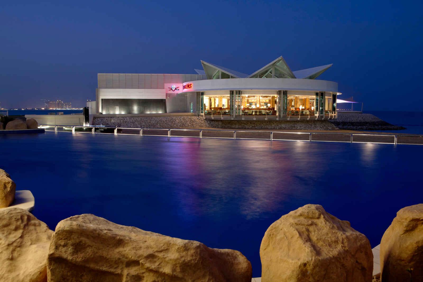 Qatar : Hilton Doha