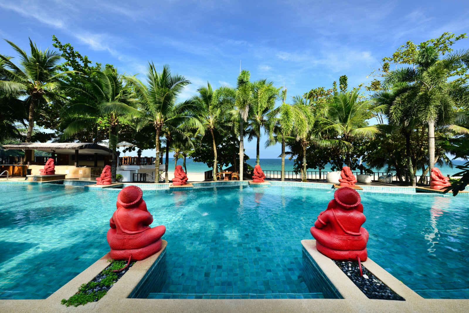 Thaïlande : Andaman White Beach Resort