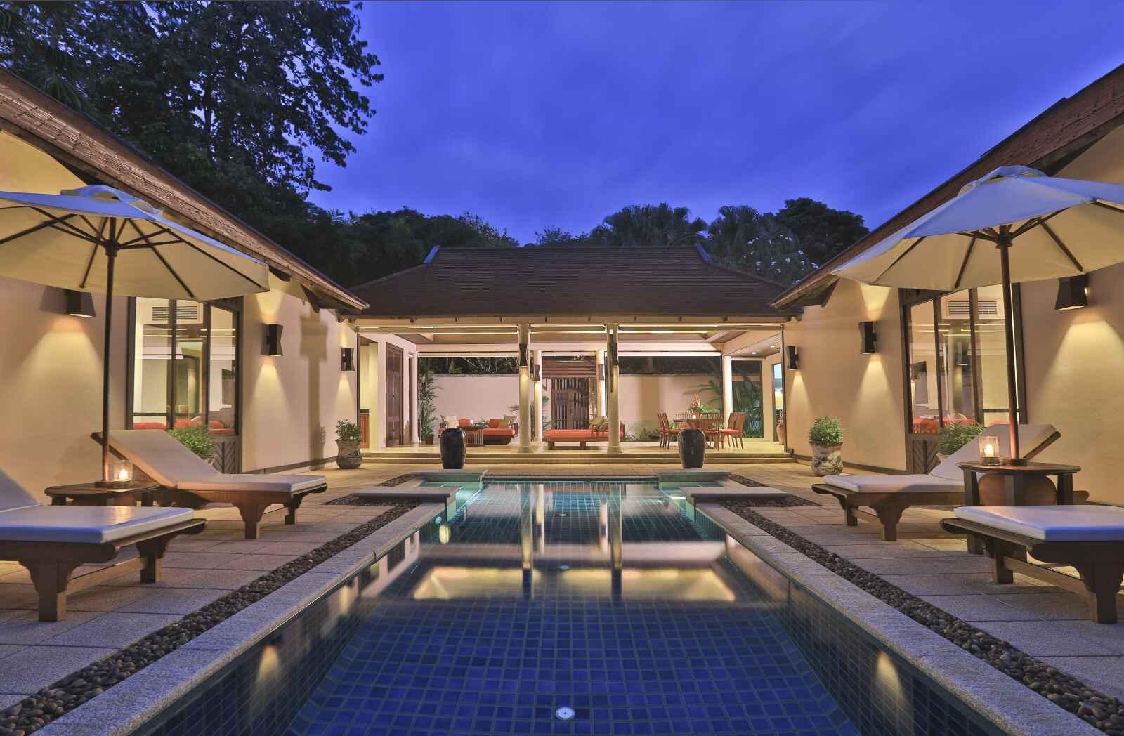 Thaïlande : Pimalai Resort & pa