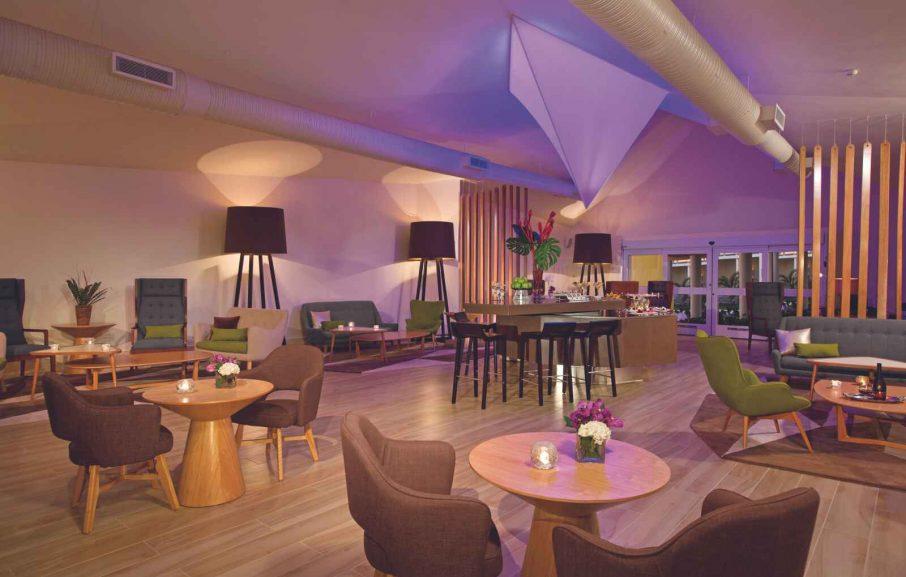 Lounge, Hôtel Breathless Punta Cana Resort & Spa, République Dominicaine