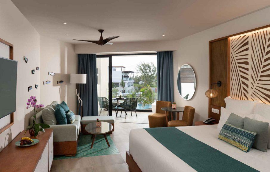 Junior Suite Pool View, Hôtel Dreams Macao Beach Punta Cana, République Dominicaine