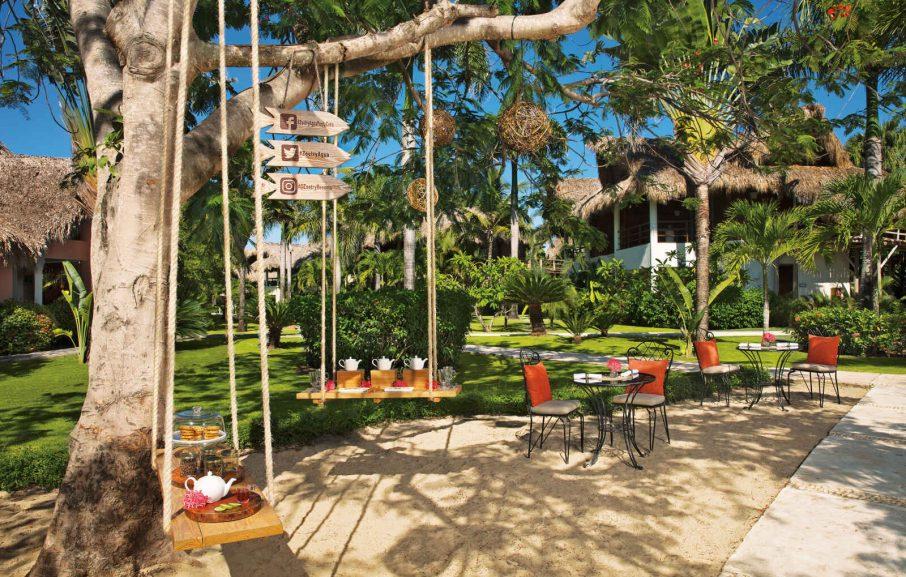 Tea Time Tree, Hôtel Zoëtry Agua Punta Cana, République Dominicaine