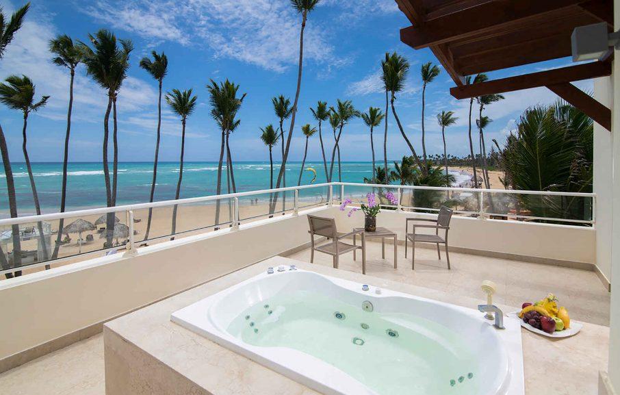 Allure Junior Suite Tropical View, Hôtel Breathless Punta Cana Resort & Spa, République Dominicaine