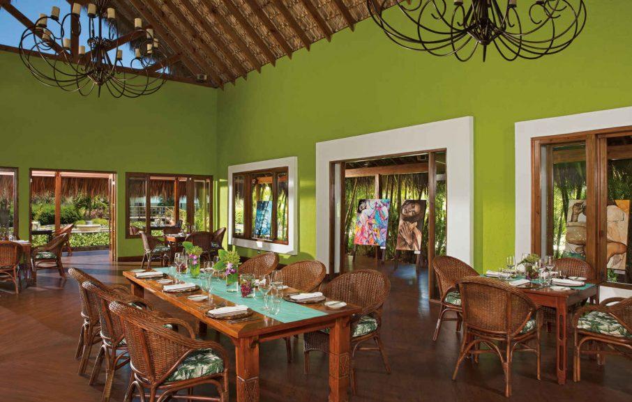 Amaya Restaurant, Hôtel Zoëtry Agua Punta Cana, République Dominicaine