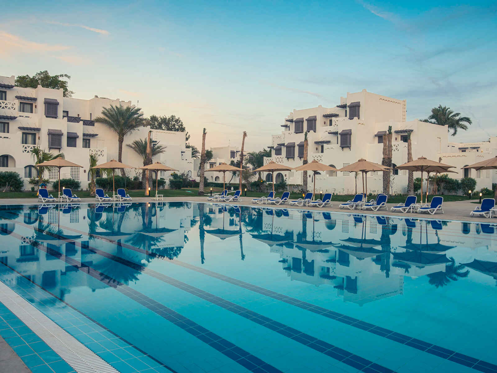 Extension à Hurghada