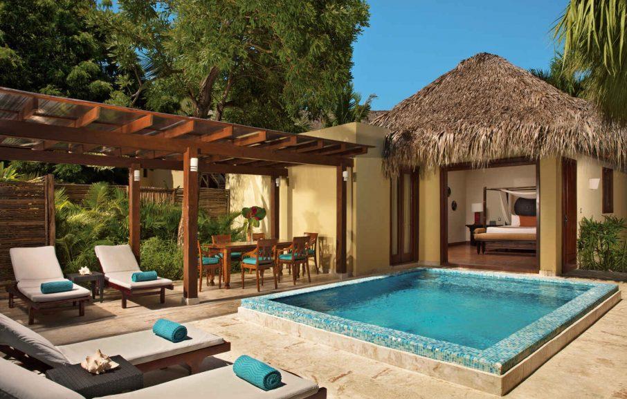 Villa Caney Garden View, Hôtel Zoëtry Agua Punta Cana, République Dominicaine