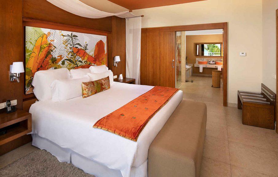 Xhale Master Suite Oceanfront, Hôtel Breathless Punta Cana Resort & Spa, République Dominicaine