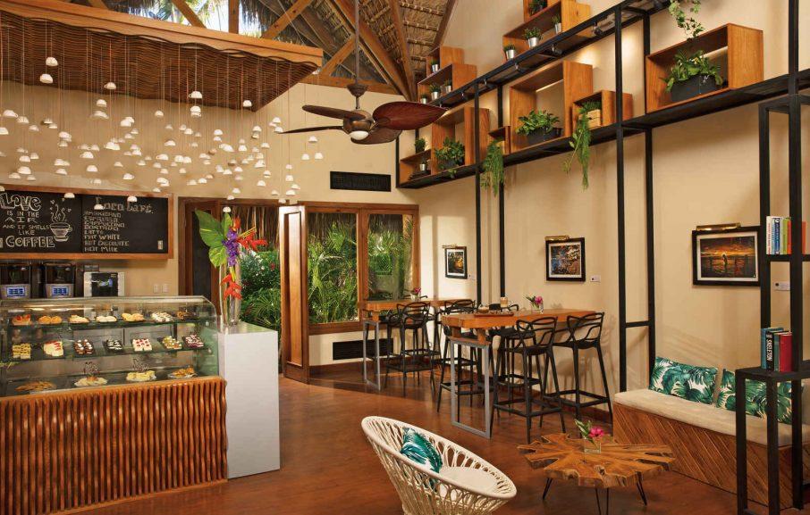 Coco Café, Hôtel Zoëtry Agua Punta Cana, République Dominicaine