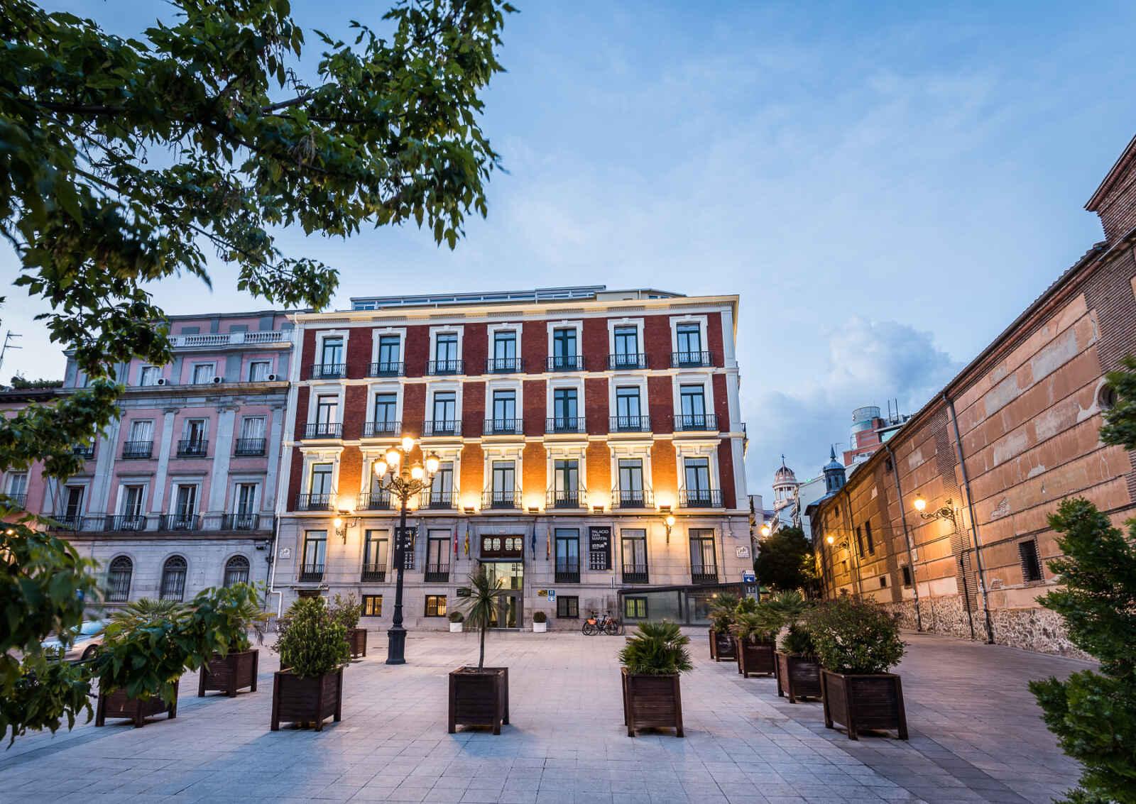 Espagne : Intur Palacio San Martin - Madrid