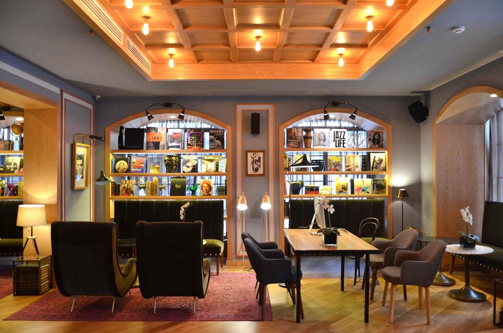 Portugal : Brown's Central Hotel - Lisbonne