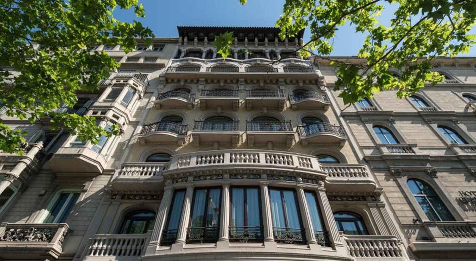 Espagne : Catalonia Passeig de Gracia - Barcelone