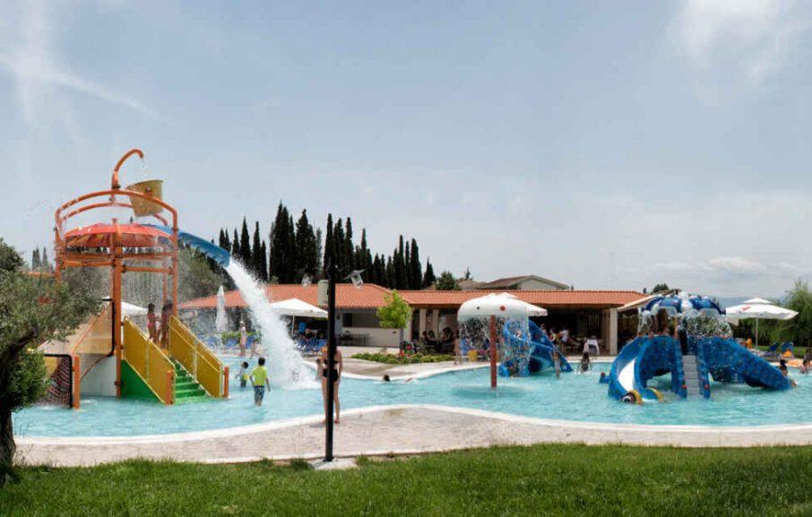 Aquapark, Hôtel Miramare Eretria, Eretria, Grèce