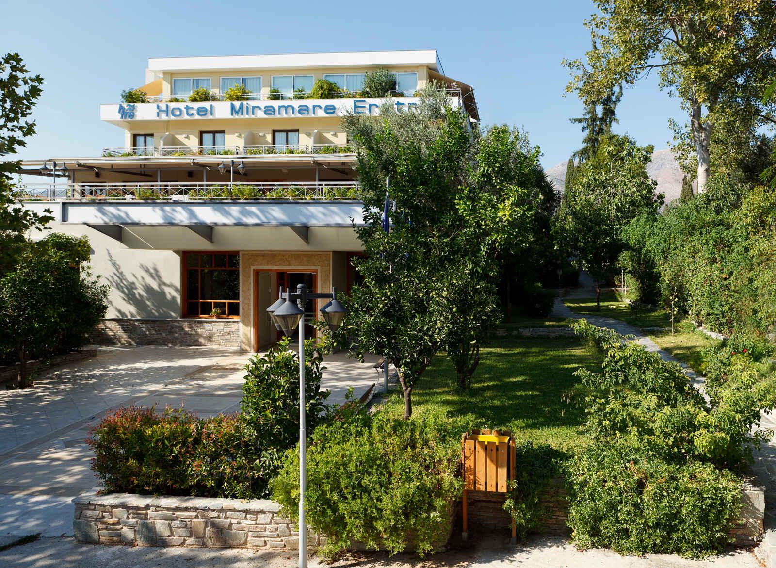 Grèce : Miramare Hotel Eretria