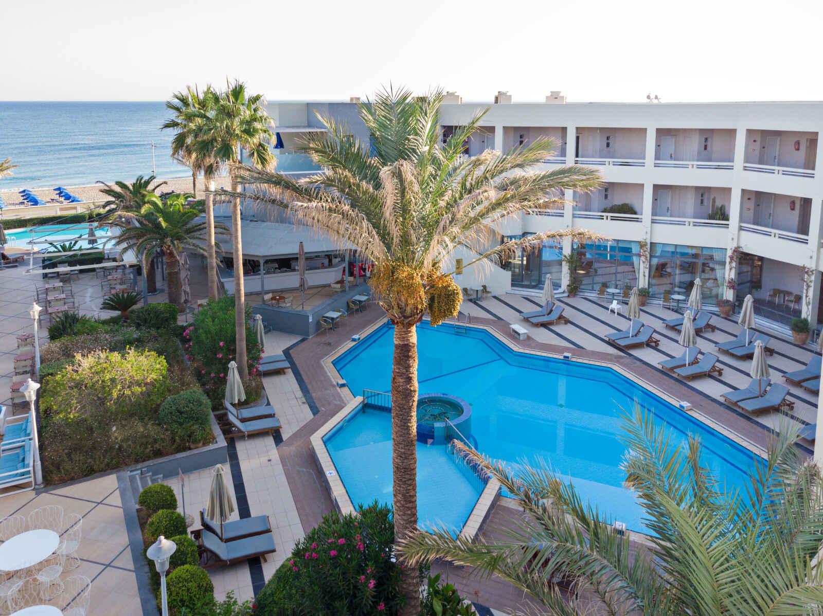 Crète : Sentido Pearl Beach