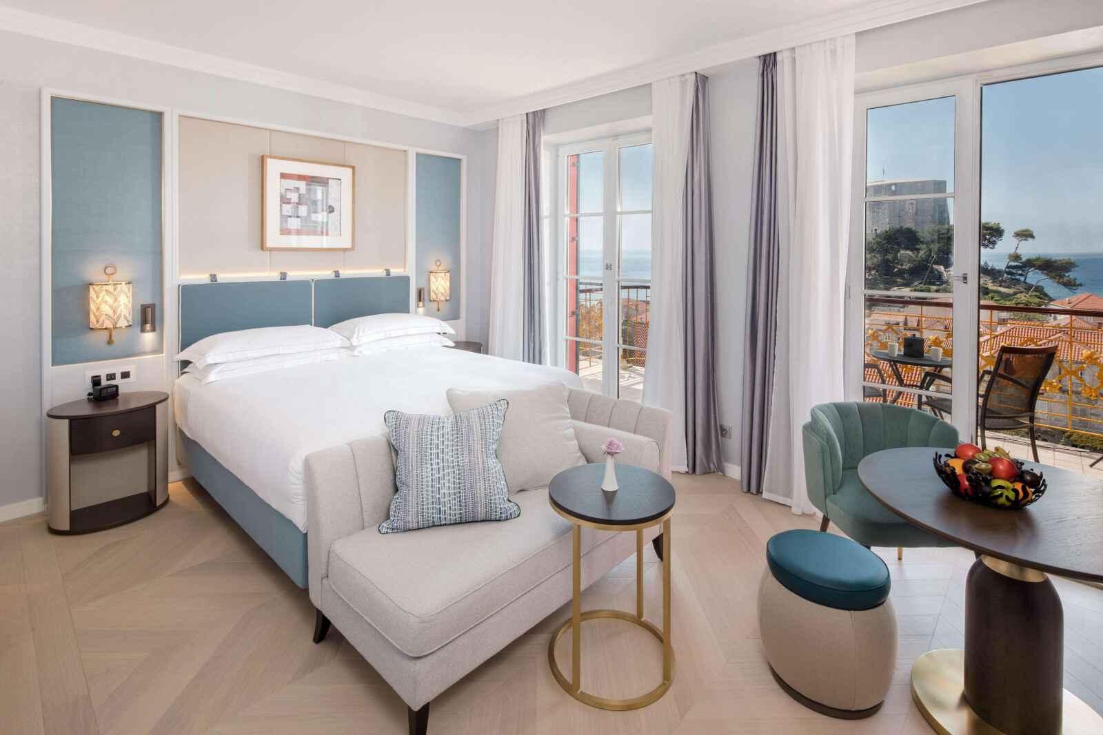 Croatie : Hilton Imperial Dubrovnik
