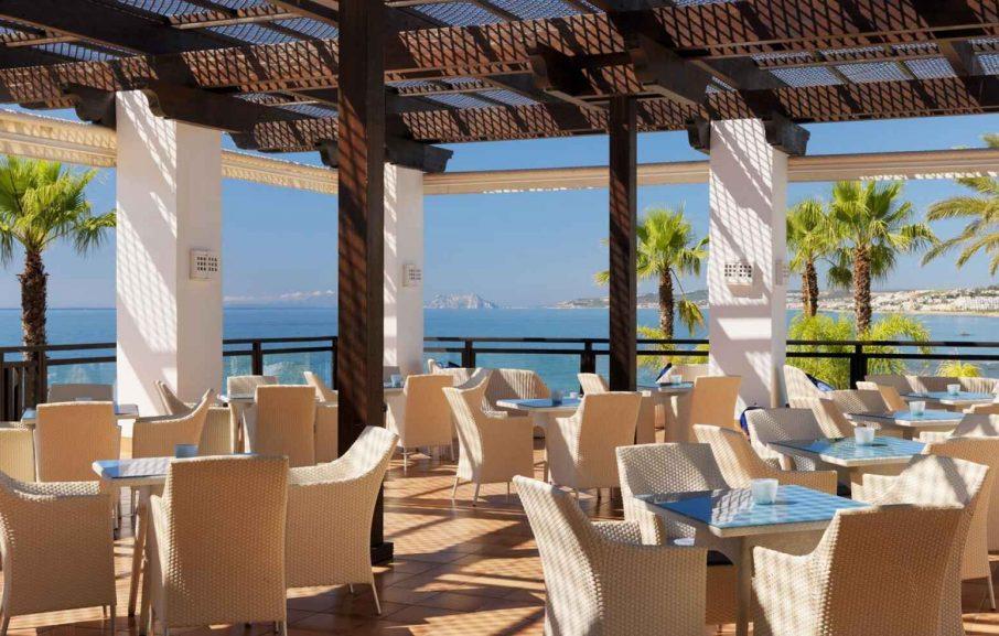 Mediterráneo Restaurant, Hôtel H10 Estepona Palace, Malaga, Espagne