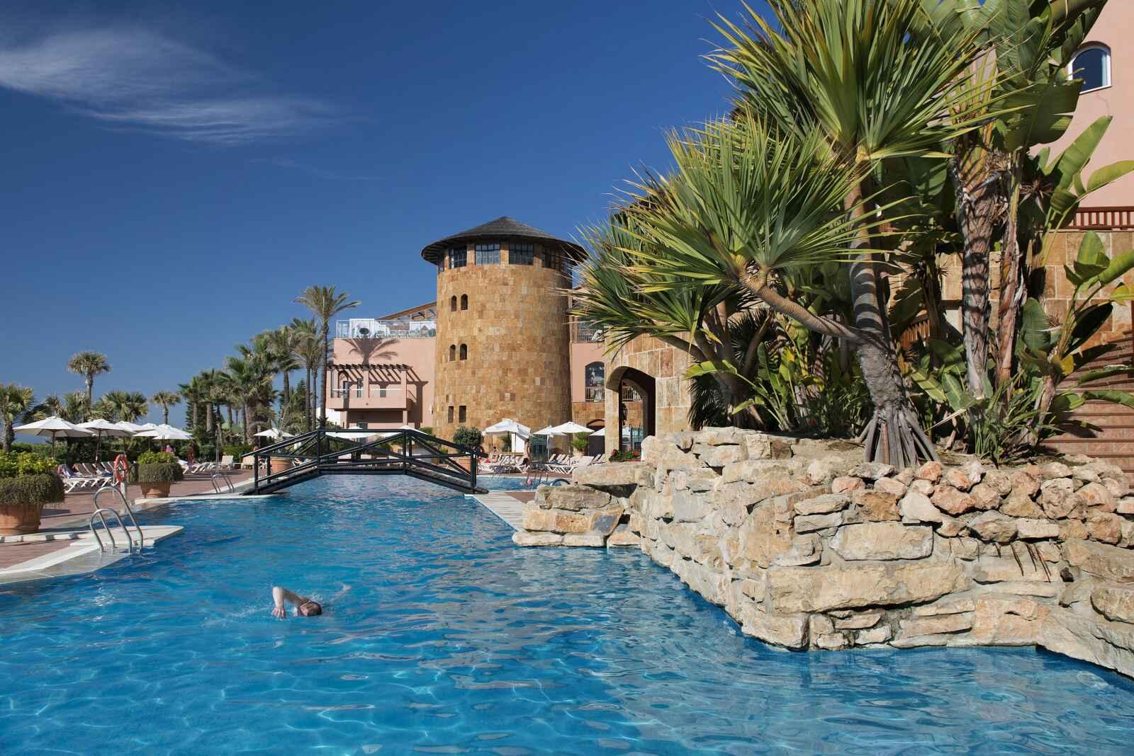 Espagne : Elba Estepona Gran Hotel & Thalasso