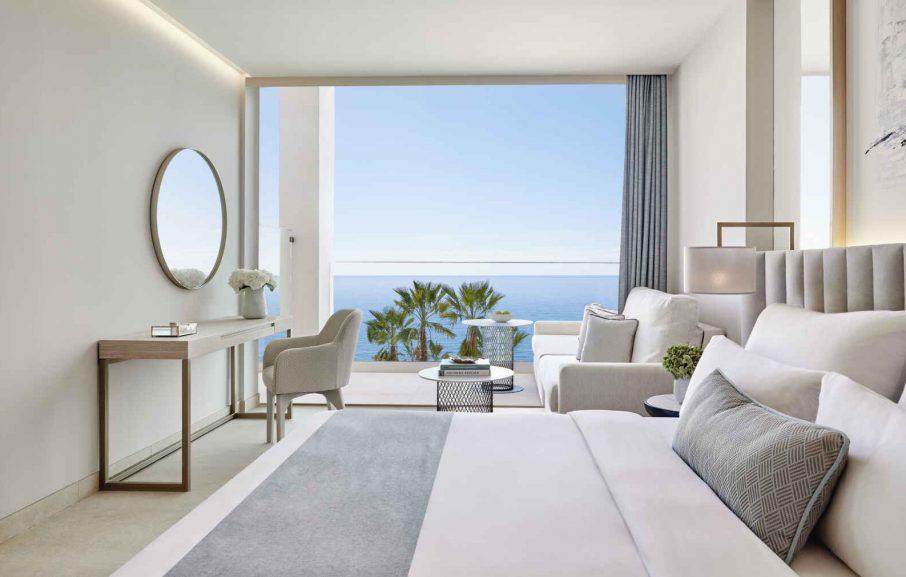 Superior Double Room Sea View, Hôtel Ikos Andalusia, Málaga, Espagne
