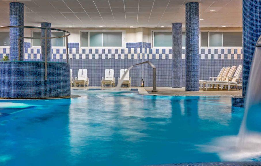 Spa, Hôtel H10 Estepona Palace, Malaga, Espagne