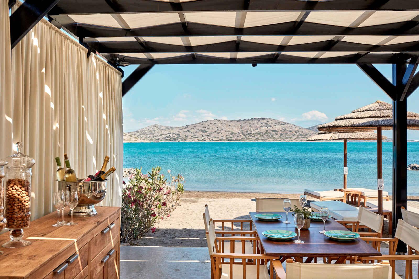 Crète : Elounda Gulf Villas