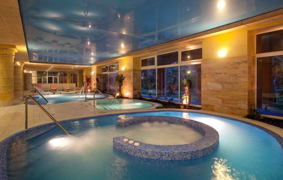 Spa, Elba Estepona Gran Hotel & Thalasso Spa, Malaga, Espagne
