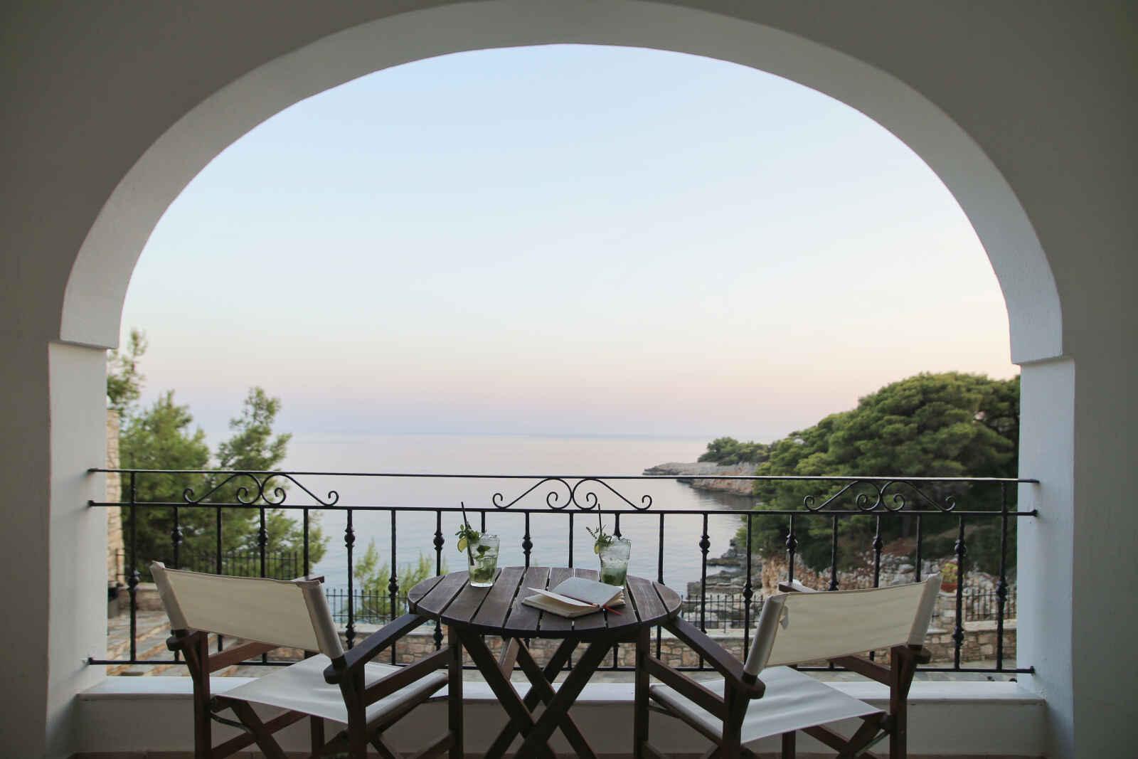 Grèce : Yalis Hotel