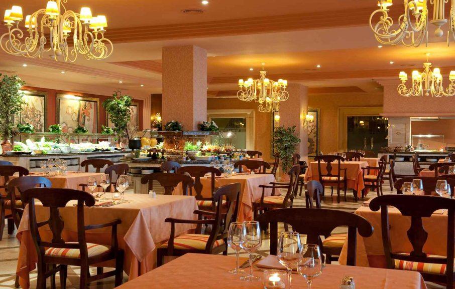 Arena Restaurant, Elba Estepona Gran Hotel & Thalasso Spa, Malaga, Espagne