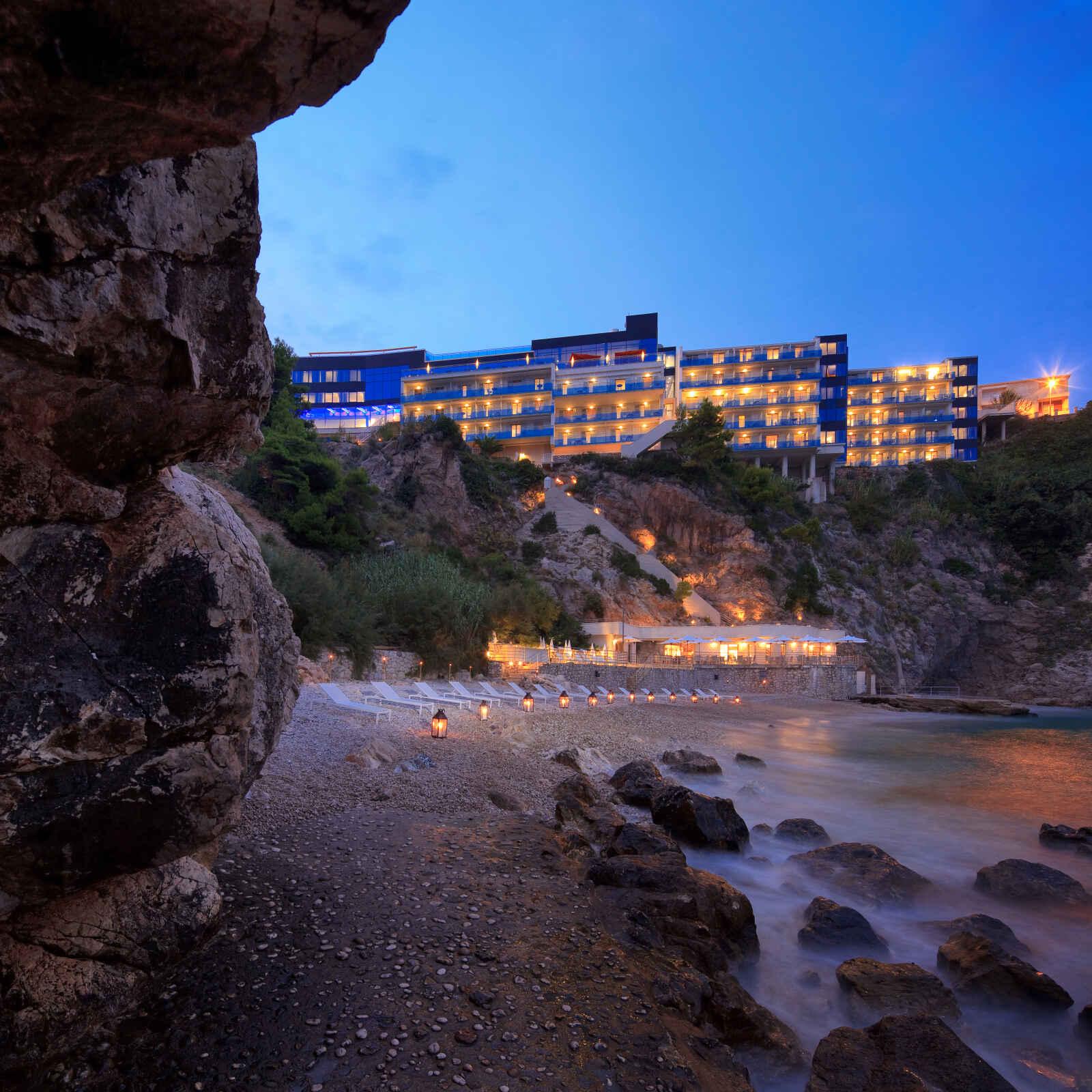 Croatie : Hotel Bellevue Dubrovnik