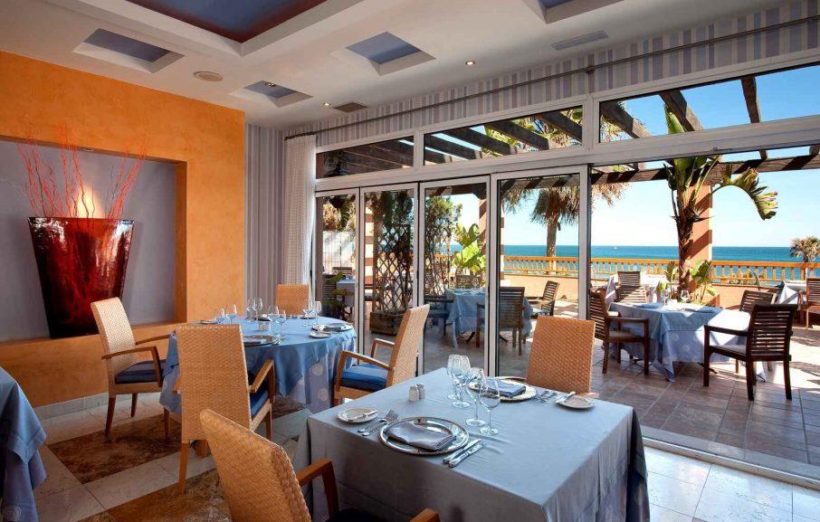 Paris Roma Restaurant, Elba Estepona Gran Hotel & Thalasso Spa, Malaga, Espagne