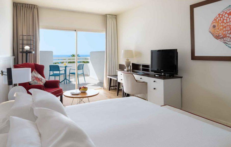 Superior Room Sea View, Hôtel H10 Estepona Palace, Malaga, Espagne