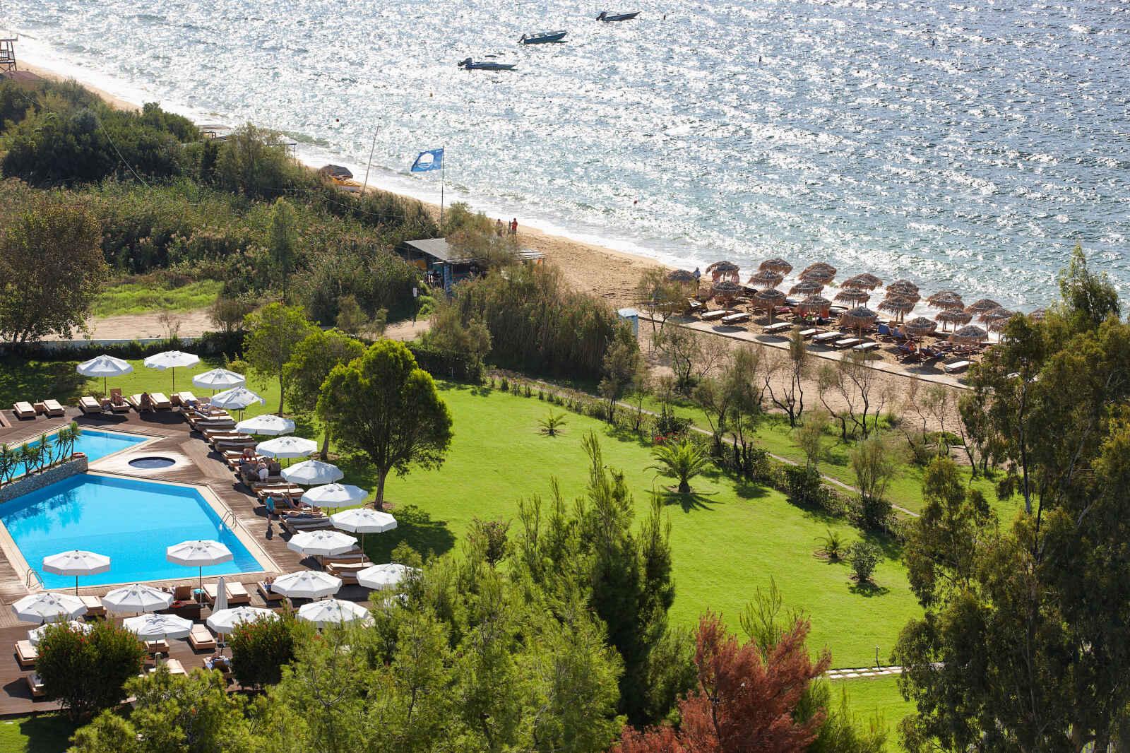 Grèce : Hôtel Princess Resort, Skiathos