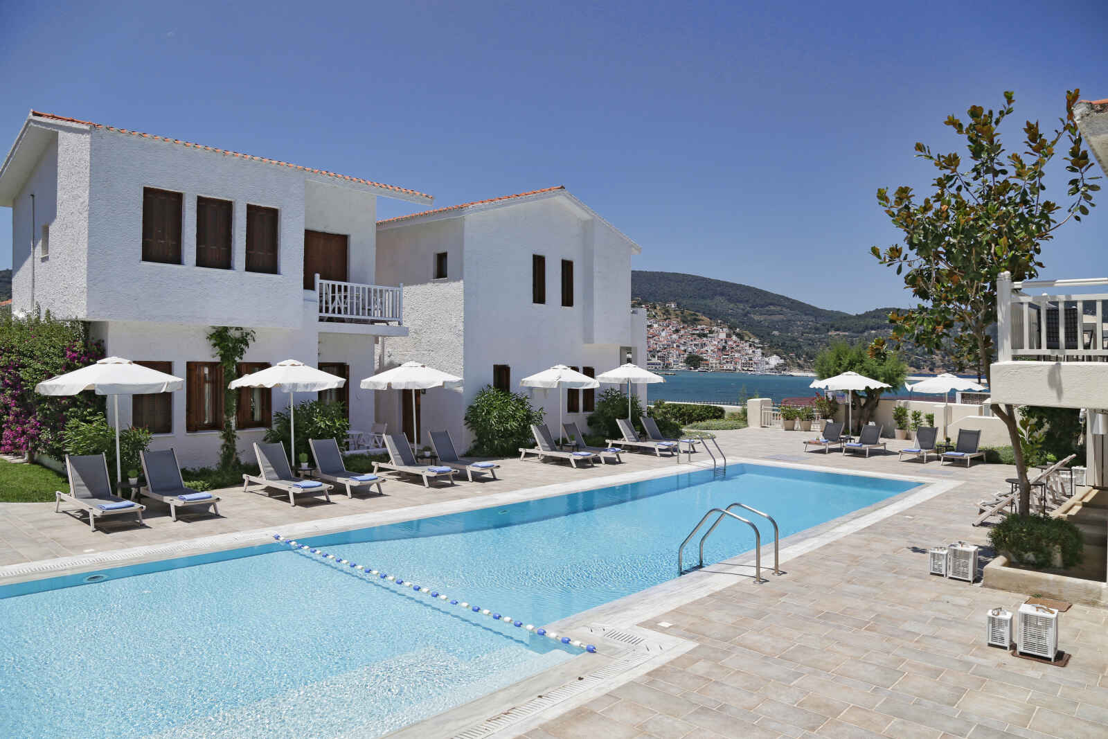 Grèce : Skopelos Village Hotel