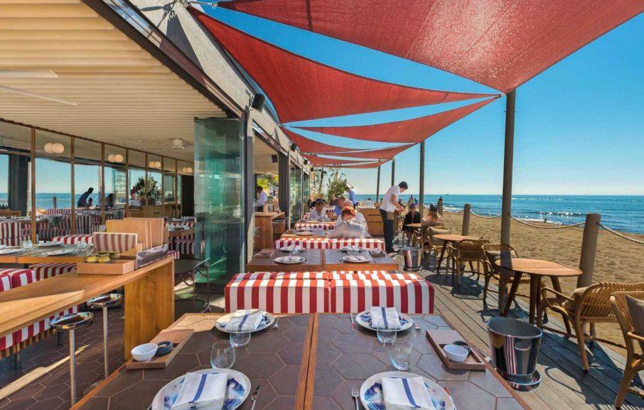Soleo Marbella Restaurant, Hotel Fuerte Marbella, Malaga, Espagne