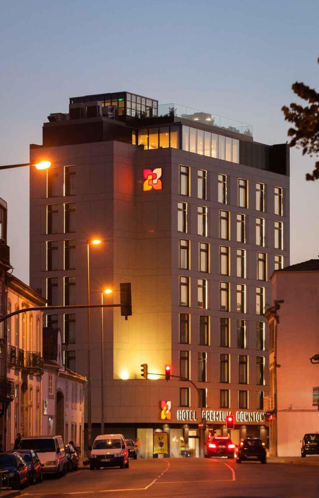 Portugal : Premium Porto Downtown Hotel