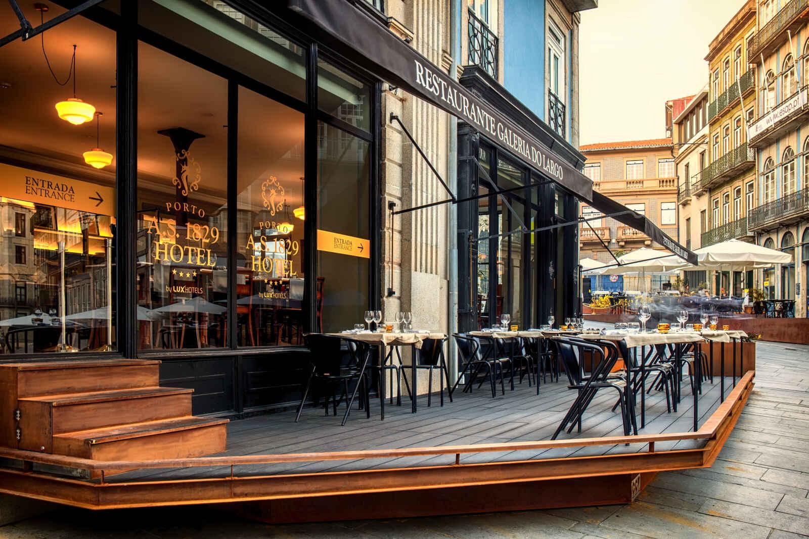 Portugal : Porto A.S. 1829 Hotel