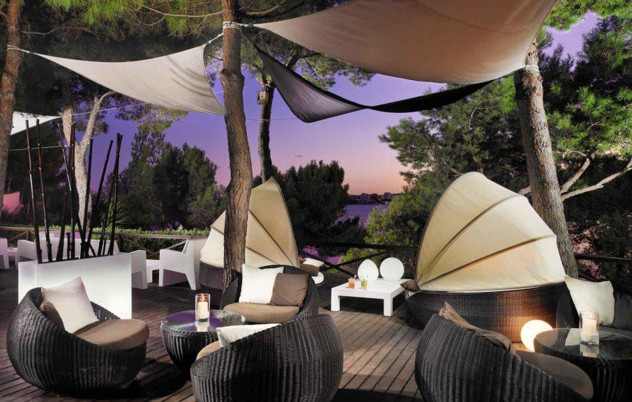 Mediterraneo Bar, Hôtel H10 Punta Negra, Majorque, Baléares, Espagne
