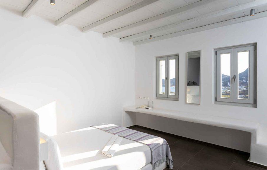 Chambre, Appartement, Hôtel Rizes, Serifos, Grèce