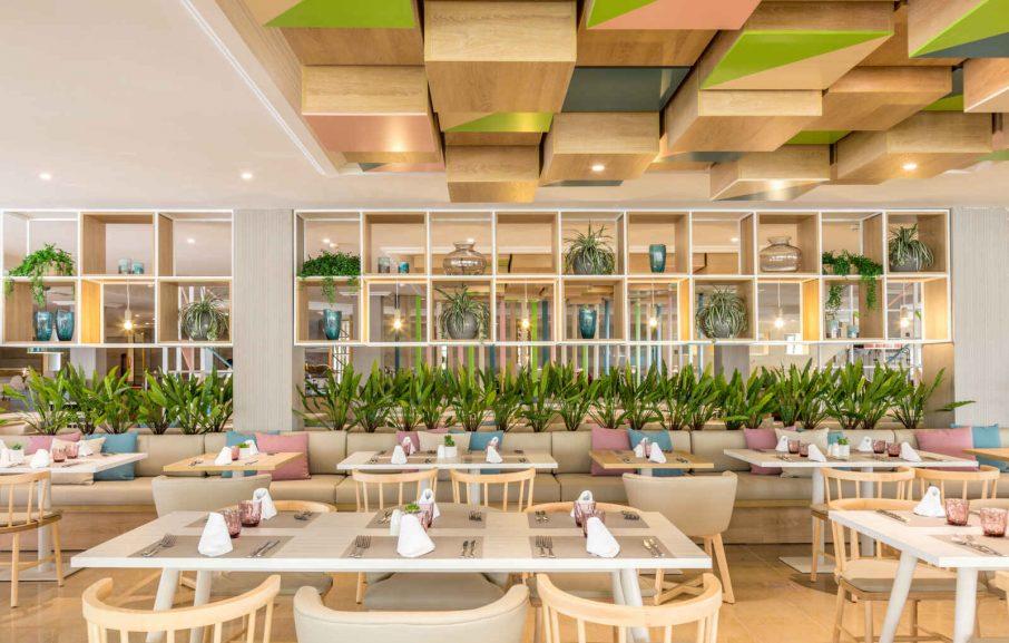 Restaurant Caprice, Hôtel Zafiro Bahia, Majorque, Baléares, Espagne