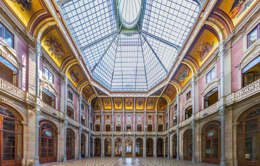 Palais de la Bourse, Porto, Portugal