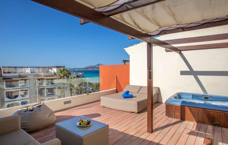Appartement Deluxe Premium, Hôtel Zafiro Bahia, Majorque, Baléares, Espagne