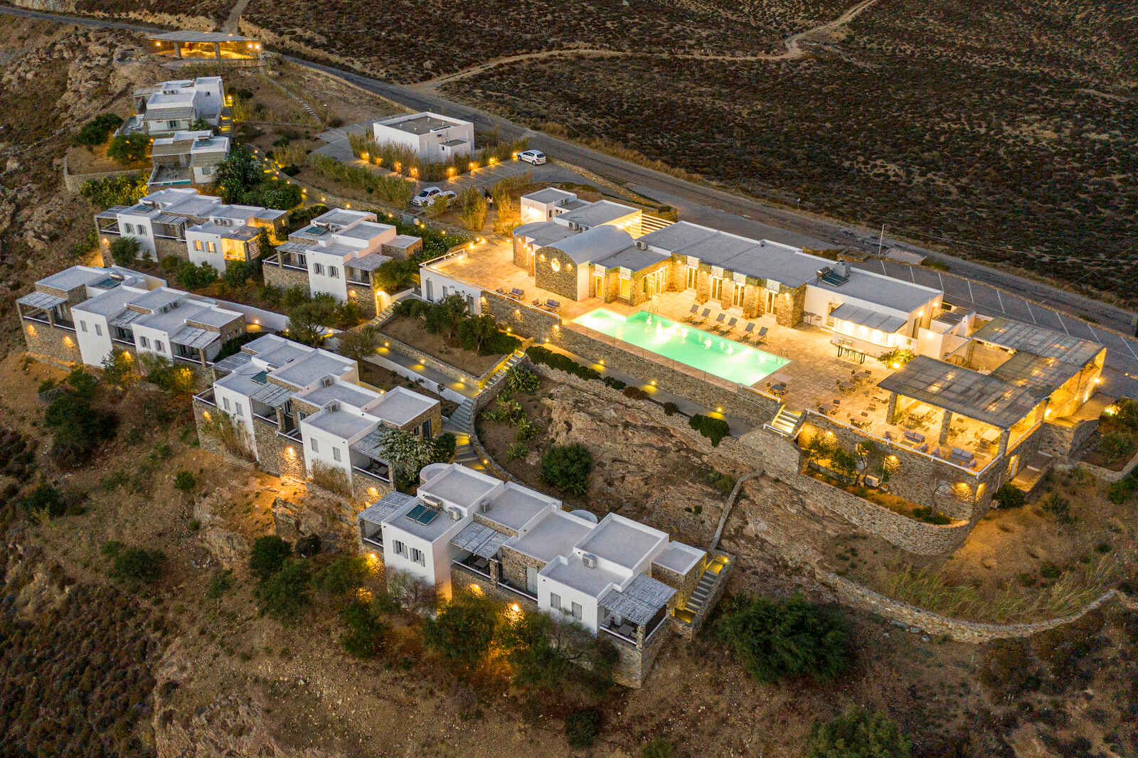 Grèce : Rizes Hotel